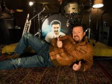 Ricky Gervais returns as Brent from 'The Office'