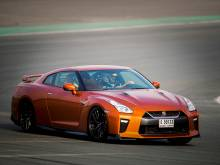 Nissan GT-R gets fresh look