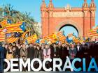 Protests as ex-Catalan chief stands trial