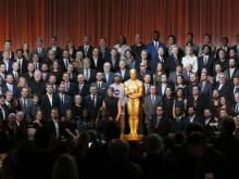 Oscars nominees meet for lunch