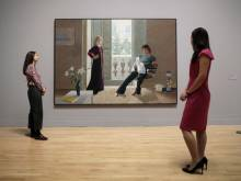 Tate show traces Hockney's artistic journey