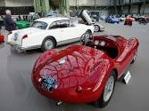 Classic car collectors gather in Paris