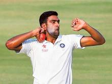 Ashwin adds another feather to his cap