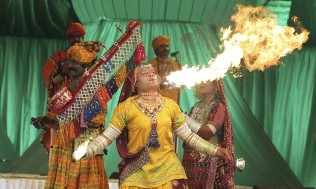 Lahore enthralled by Sufi music festival