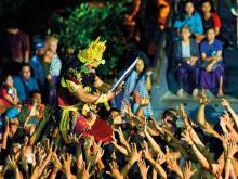 A captivating Balinese dance and music drama