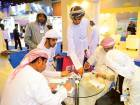 Students register for the Hamdan Bin Mohammad Smart University at the International Education Show held along with the 19th National Career Exhibition that began at Expo Centre Sharjah