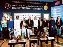 Dubai Tennis wants to be no less than the best