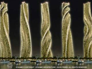 World's first rotating tower in Dubai soon?