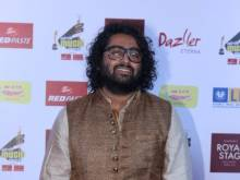 Arijit Singh feels lucky to get good songs