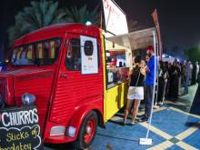 Civil defence defines rules for food trucks