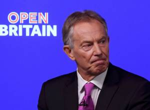 Blair's vision of saving the UK from Brexit