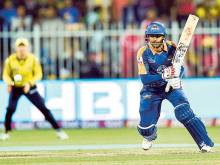 Malek enjoys show as Sangakkara hails Usama