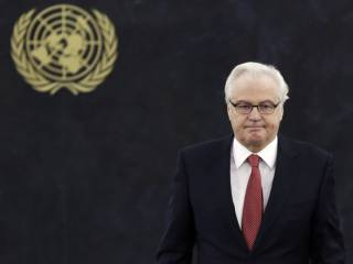 Russia's ambassador to UN dies unexpectedly