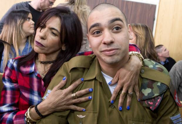 Soldier gets 18 months for killing Palestinian