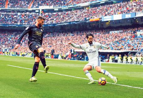 Isco ready to walk out on Real Madrid
