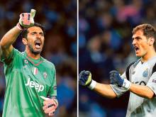 The best: Buffon and Casillas to resume rivalry