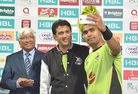 Akmal wants to steer Qalandars to Lahore