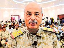 Senior Yemeni general killed in missile attack