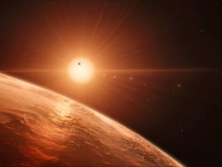 Scientists discover 7 earth-like planets