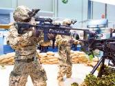 In pictures: Defence exhibition Idex 2017