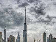 Another wet morning in Dubai and Abu Dhabi