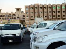 At Gold Souq, a parking slot is worth gold price