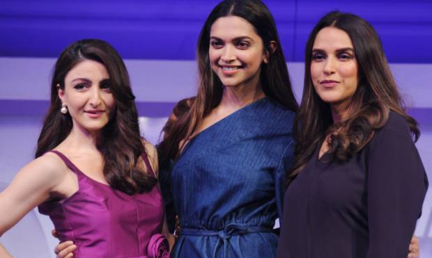 Kangna, Deepika and Neha in Bollywood celebwatch