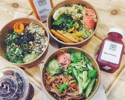 Restaurant review going wild for wild and the moon for Cuisine yousra