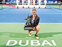 Wozniacki, Svitolina walk away with positives