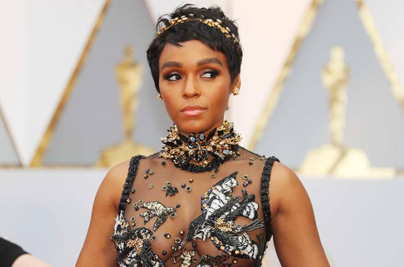 actress-janelle-monae-arrives-at-the-oscars-red-carpet