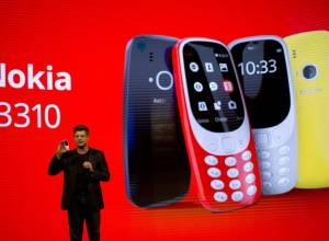 Pictures: Nokia 3310 comes back to life at MWC