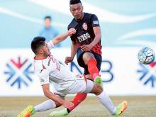 Al Ahli fall after losing goal in 18 seconds