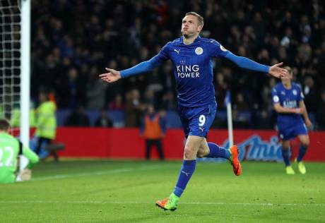Vardy-inspired Leicester sink Liverpool