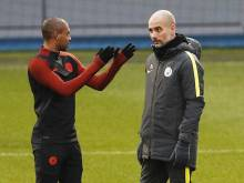 Fernandinho says Man City are up for the FA Cup