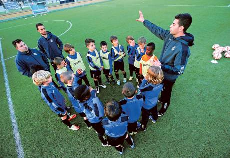 Espanyol's fuelled by young guns, not big names