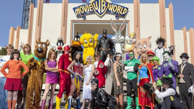29 Rides At New Warner Bros Theme Park In Abu Dhabi On
