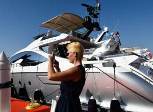 Superyachts on show at DIBS 2017