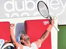 Dubai Open: Two more seeds fall on third day