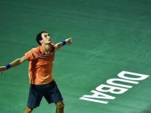 Federer out, Donskoy has the last laugh