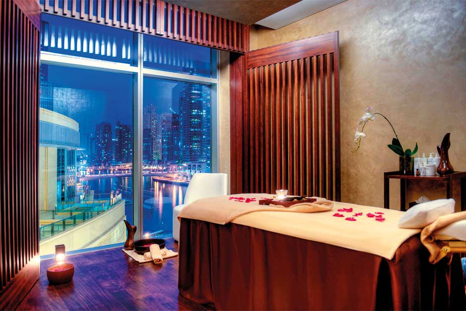 The Spa - The Address Dubai Marina