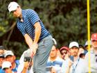 McIlroy two strokes ahead despite short misses