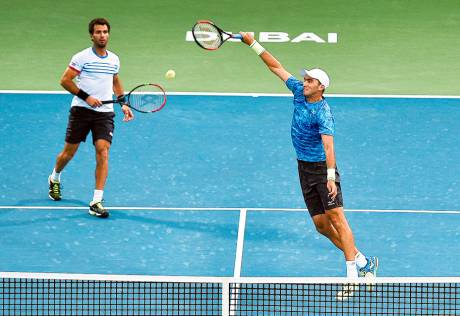 Rojer and Tecau claim doubles crown