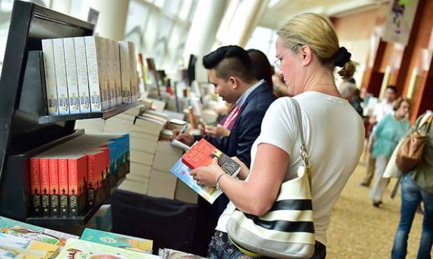 Emirates Literature Festival: for the love of reading and writing