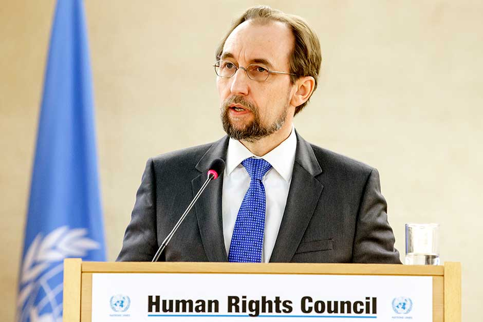 Israel's Gaza response 'wholly disproportionate': United Nations rights chief