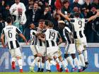 Injury-time penalty gives Juventus victory