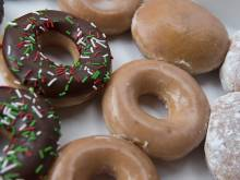 Get free doughnuts in Dubai this Thursday