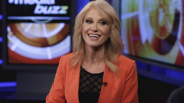 Conway and White House's alternative facts