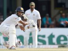 Chandimal steadies Sri Lanka on opening day