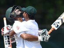 Shakib and Mosaddek put Bangladesh on top