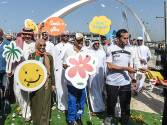 Dubai celebrates happiness day